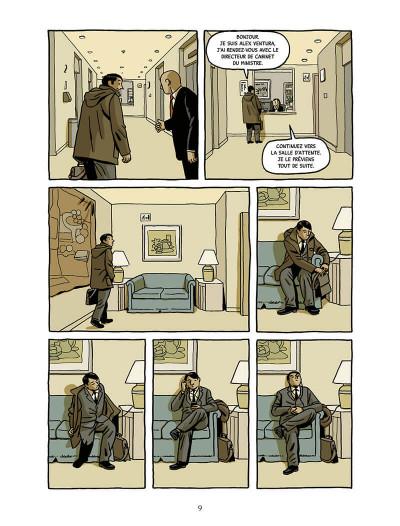 Page 9 Le trésor du cygne noir