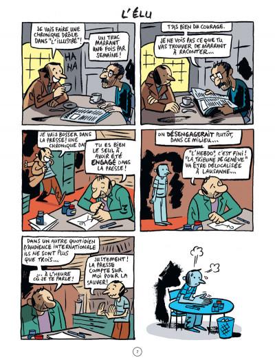 Page 1 Un monde pas possible