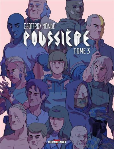 Couverture Poussière tome 3