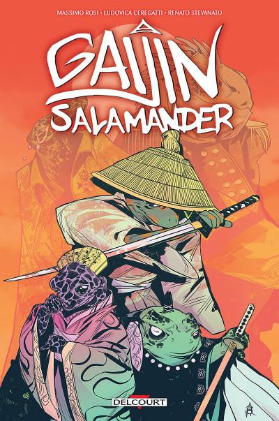 Couverture Gaijin salamander tome 1
