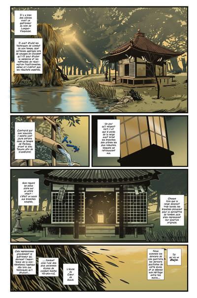 Page 5 Gaijin salamander tome 1