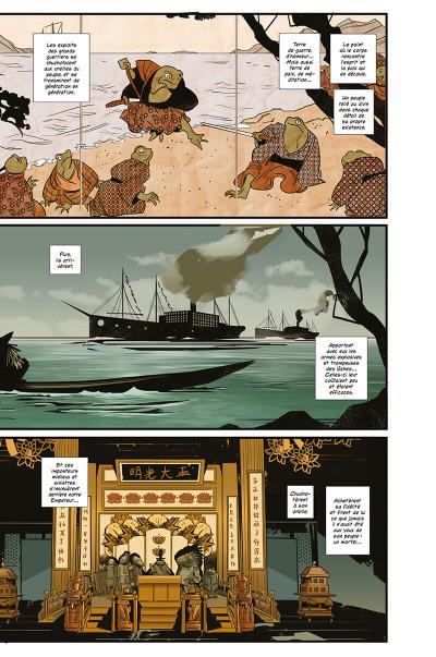 Page 7 Gaijin salamander tome 1