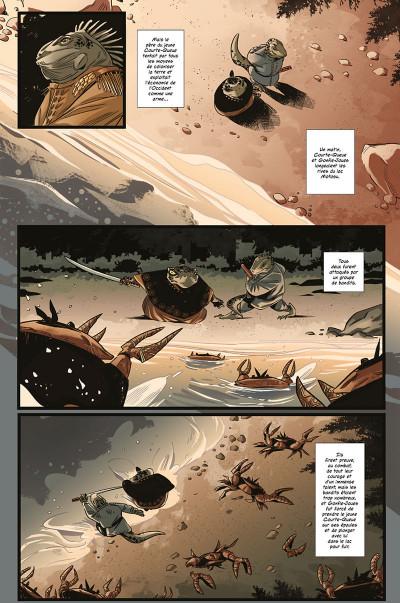 Page 9 Gaijin salamander tome 1