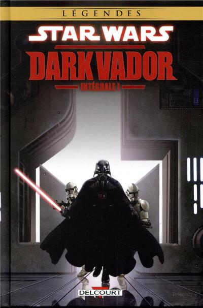 Couverture Star wars - Dark Vador intégrale tome 1