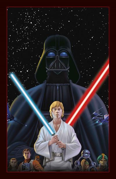 Page 4 Star wars - Dark Vador intégrale tome 1