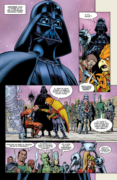 Page 8 Star wars - Dark Vador intégrale tome 1