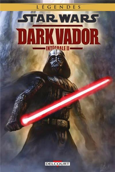 Couverture Star wars - Dark Vador intégrale tome 2
