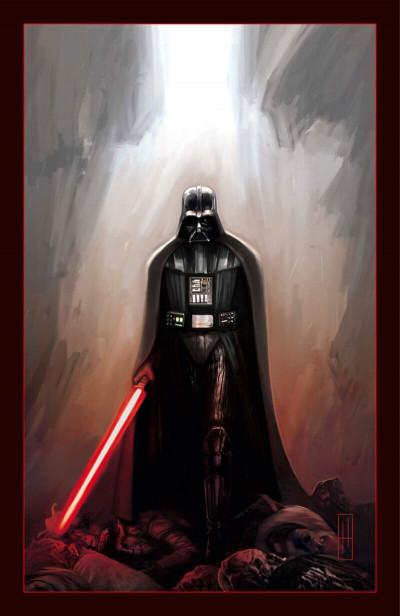 Page 4 Star wars - Dark Vador intégrale tome 2