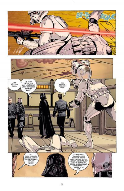 Page 8 Star wars - Dark Vador intégrale tome 2