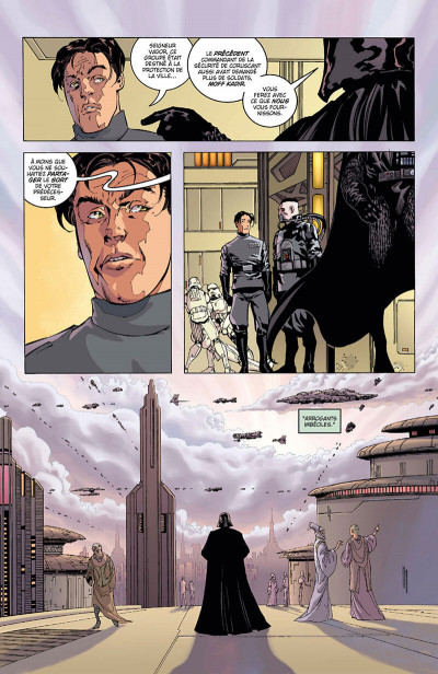 Page 9 Star wars - Dark Vador intégrale tome 2