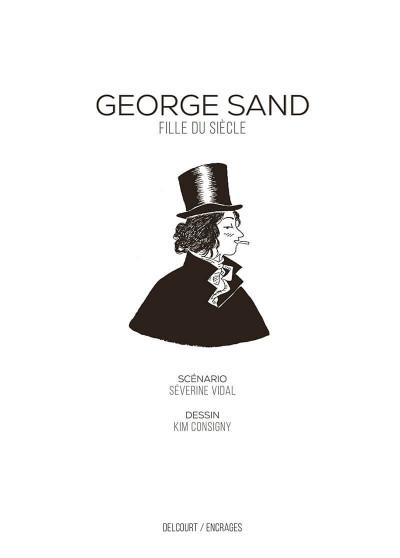 Page 1 George Sand, confession d'une fille du siècle