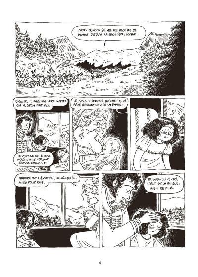 Page 4 George Sand, confession d'une fille du siècle