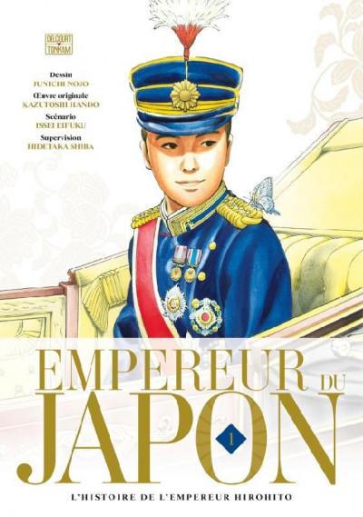 Couverture Empereur du Japon tome 1
