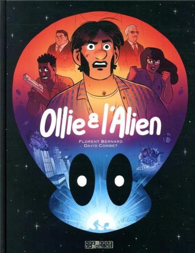 Couverture Ollie et l'alien