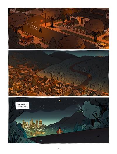 Page 2 Ollie et l'alien