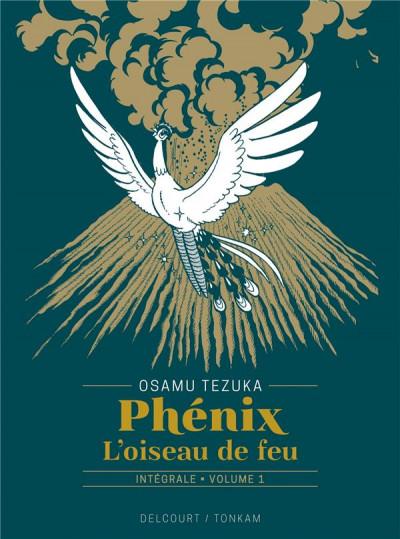 Couverture Phénix l'oiseau de feu tome 1 - édition prestige
