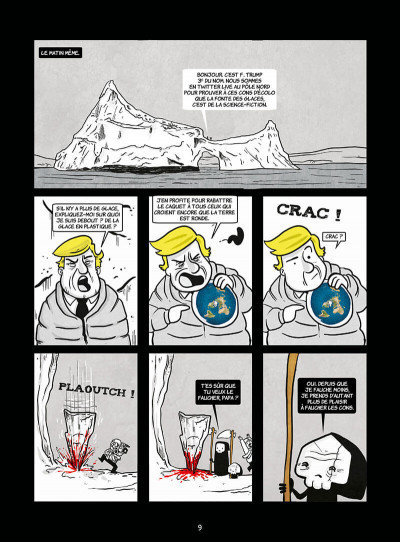 Page 9 La petite mort tome 4