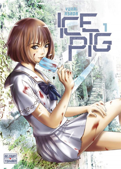 Couverture Ice pig tome 1