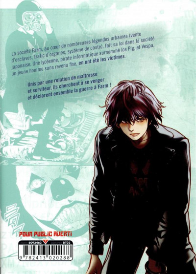 Dos Ice pig tome 1