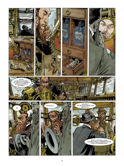 Page 4 Moriarty tome 3