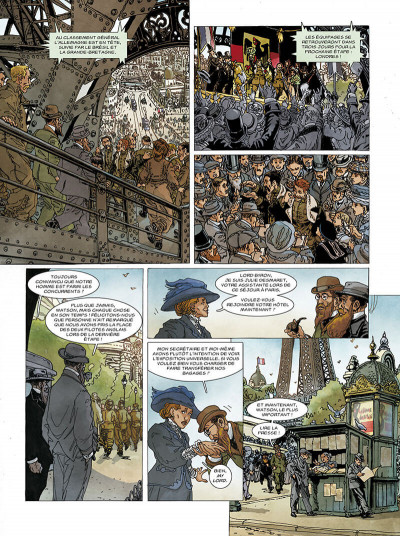Page 6 Moriarty tome 3