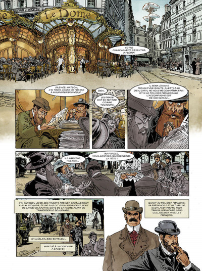 Page 7 Moriarty tome 3