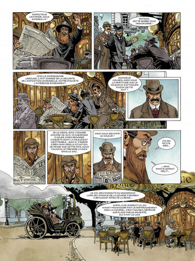 Page 8 Moriarty tome 3