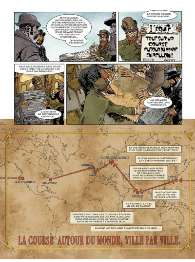 Page 9 Moriarty tome 3