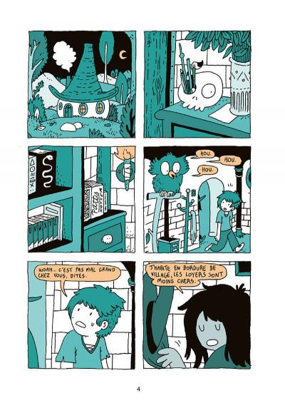 Page 5 Wolcano, une sorcière trop amoureuse