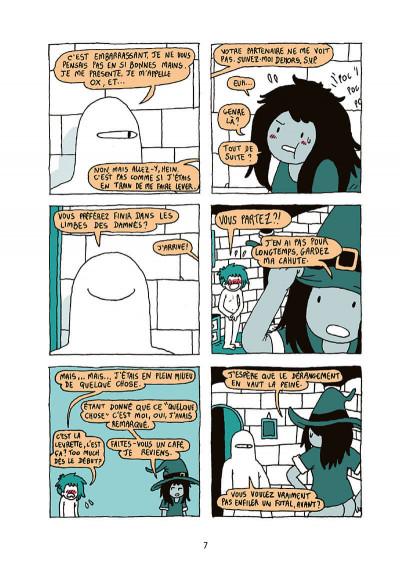 Page 8 Wolcano, une sorcière trop amoureuse