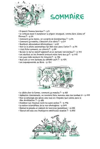Page 4 Tu mourras moins bête tome 5