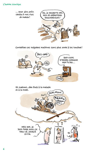 Page 7 Tu mourras moins bête tome 5