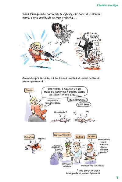 Page 8 Tu mourras moins bête tome 5