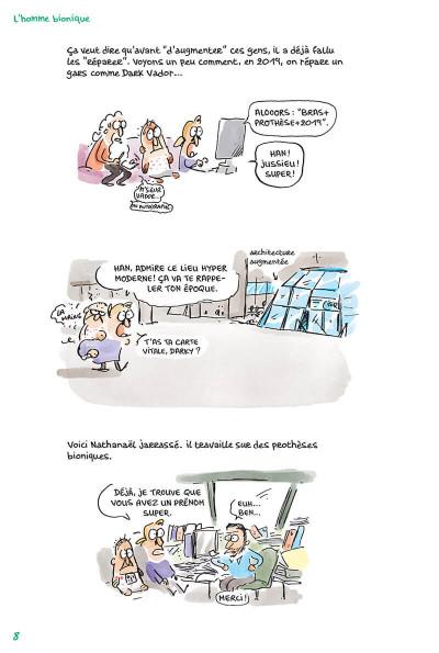 Page 9 Tu mourras moins bête tome 5