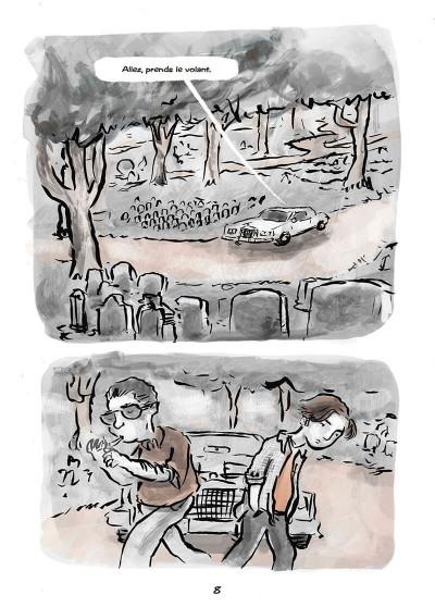 Page 8 Une touche de couleur