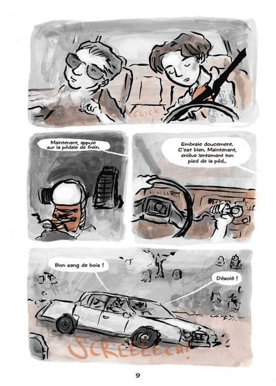 Page 9 Une touche de couleur