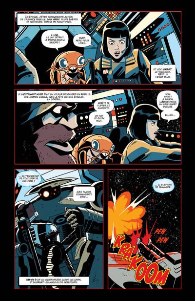Page 6 Star wars - Dark Vador - les contes du château tome 1