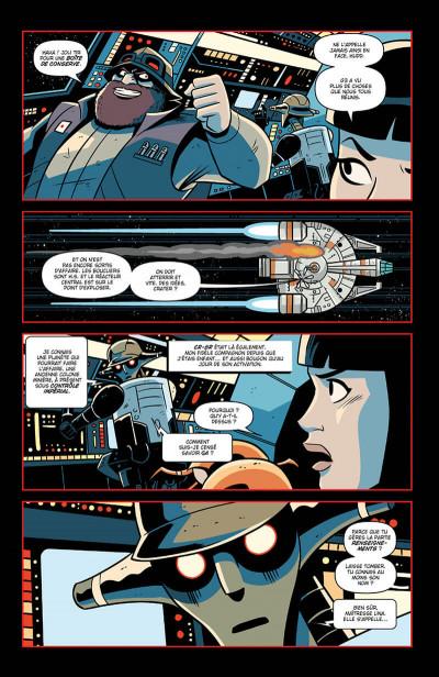 Page 7 Star wars - Dark Vador - les contes du château tome 1