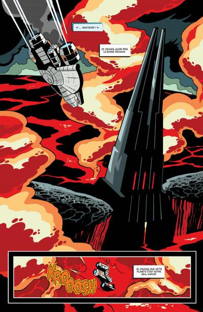 Page 8 Star wars - Dark Vador - les contes du château tome 1