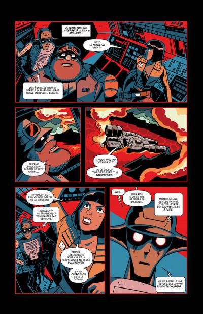 Page 9 Star wars - Dark Vador - les contes du château tome 1