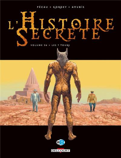 Couverture L'histoire secrète tome 36