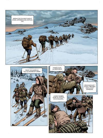 Page 3 L'histoire secrète tome 36