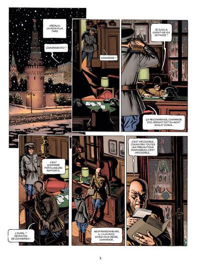 Page 8 L'histoire secrète tome 36