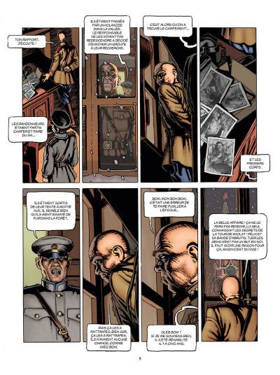 Page 9 L'histoire secrète tome 36