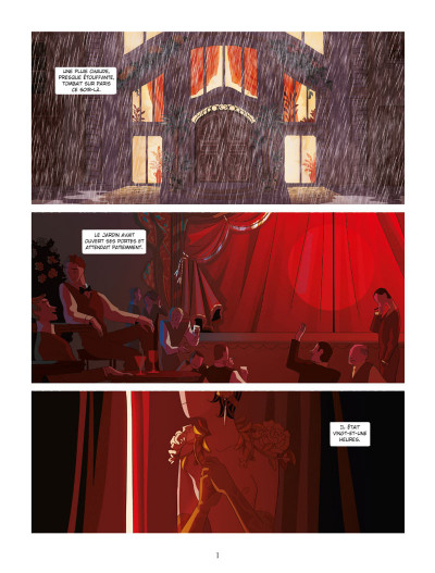 Page 1 Le jardin