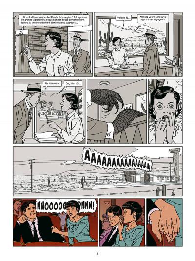 Page 8 Robert Sax tome 5