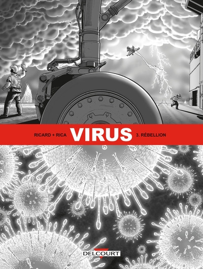 Couverture Virus tome 3
