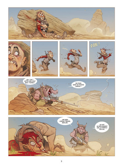 Page 3 Solo tome 5