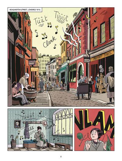 Page 5 Jujitsuffragettes - Les amazones de Londres