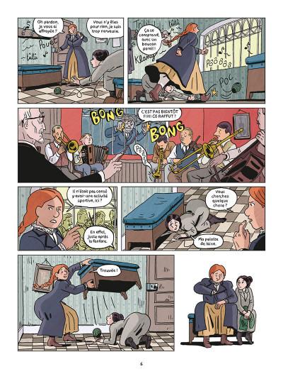 Page 6 Jujitsuffragettes - Les amazones de Londres